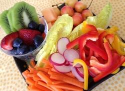 과일과 채소, 어떻게 씻는 것이 가장 좋을까?