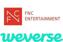 FNC 아티스트, 위버스 합류…