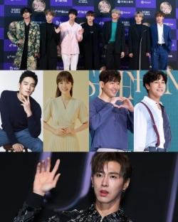 자랑스러운 행보 방탄소년단…숨겨진 이면 신화·유노윤호