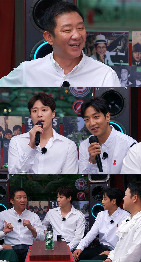허재 허웅 허훈 부자가 9일 방송된 SBS 예능 '티키타CAR'에 출연해 예능감을 발휘하며 시청자들을 사로잡았다. /방송화면 캡처