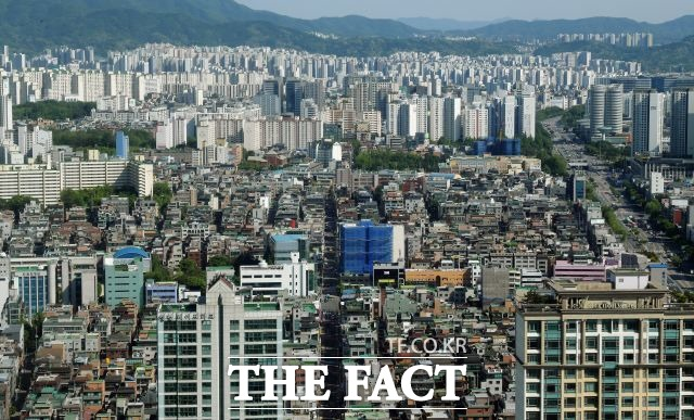 서울시민의 이동 이유는 주택 문제가 절반이 넘는 것으로 파악됐다. /이선화 기자