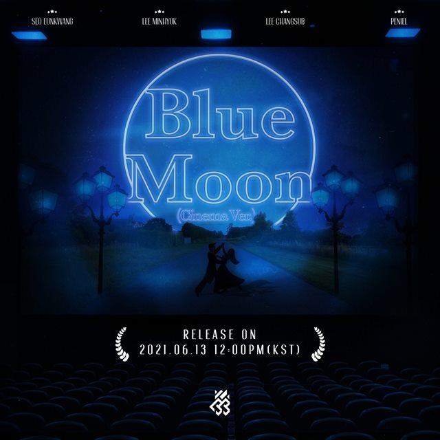 그룹 비투비가 오는 13일 디지털 싱글 'Blue Moon (Cinema Ver.)'을 정식 발매한다. /큐브 엔터테인먼트 제공