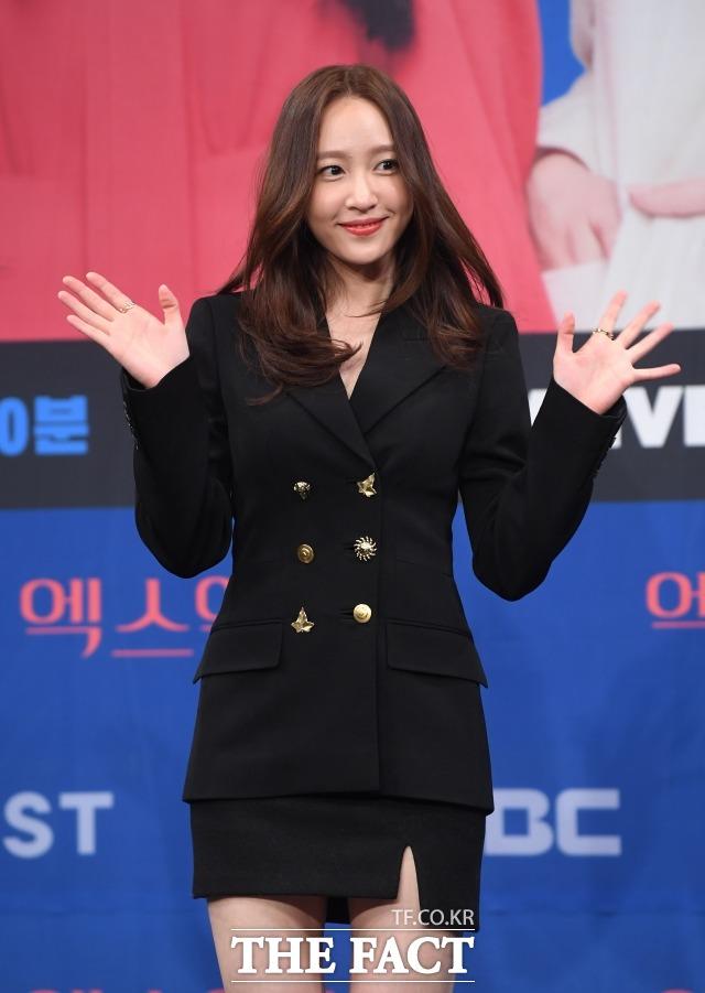 배우 겸 가수 하니(안희연)가 코로나19 확진 판정을 받았다. 이에 따라 JTBC '아이돌' 촬영에도 비상이 걸렸다. /더팩트 DB
