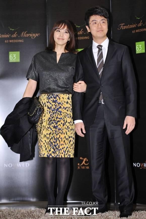 박지윤 최동석 부부가 '노키즈존' 식당에 아이들과 함께 방문해 논란에 휩싸였다. /더팩트 DB