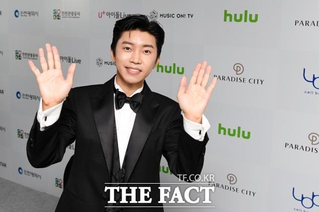 가수 임영웅이 KBS2 주말드라마 '신사와 아가씨' OST를 발매하며 작품 지원사격에 나선다. /남용희 기자
