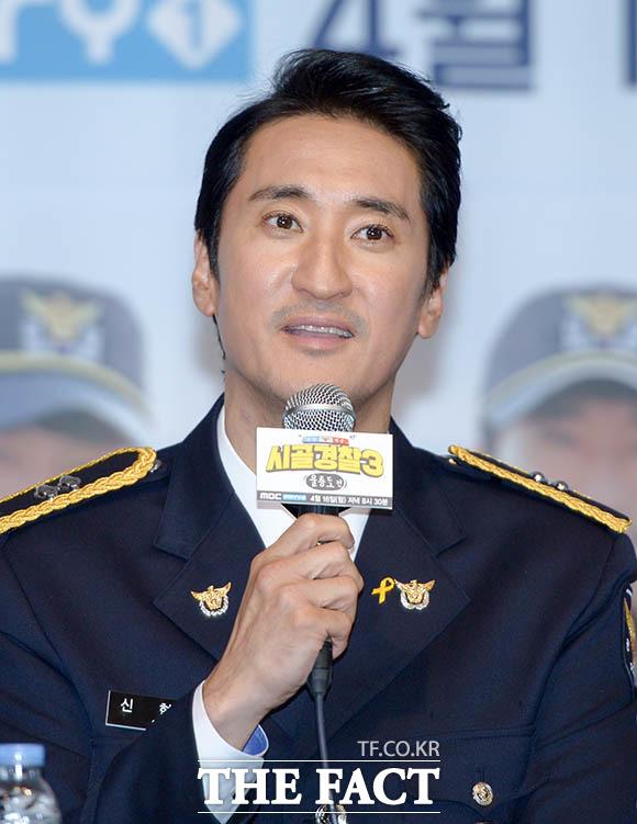 배우 신현준이 전 매니저를 상대로 제기한 허위사실적시 명예훼손 관련 재판에서 징역형이 구형된 가운데, 소속사가 입장을 밝혔다. /더팩트 DB